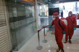 PSBB Jakarta: 87 PersonelDamkar Jaksel Disinfektan…