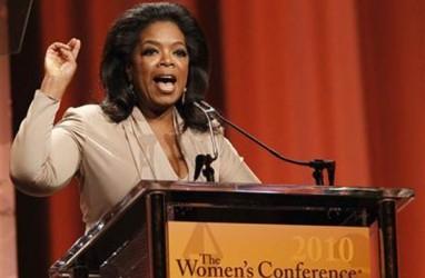 Oprah Winfrey Dari Talkshow Hingga Jadi Wirausaha Perempuan Terkaya di AS