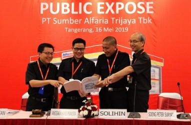 Emiten Ritel Alfamart (AMRT) Teken Perjanjian Investasi dengan Tada Network