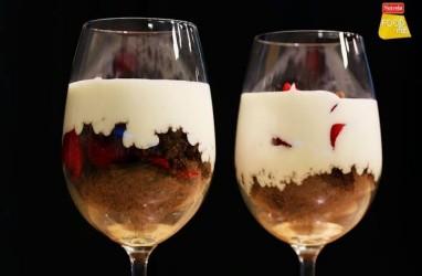 Ini Cara Membuat Chocolate Cake Dalam Gelas Yang Cocok Untuk Pecinta Cokelat