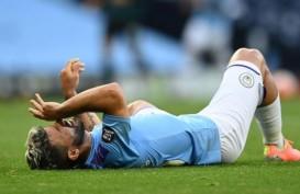 Manchester City Terancam Kehilangan Sergio Aguero Hingga Akhir Musim