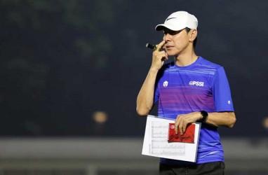PSSI Minta Pelatih Timnas Shin Tae-yong ke Jakarta