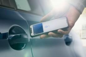 Pertama! BMW Gunakan iPhone Sebagai Kunci Mobil