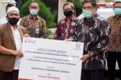 Toyota Donasikan Kijang Innova Ambulans ke Pesantren Tanara