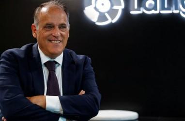 Presiden LaLiga: Spanyol Perlu Lakukan Reformasi Pajak