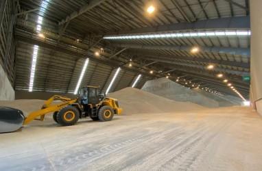 Krakatau Steel (KRAS) Rampungkan Pembangunan Integrated Warehouse Tahap I