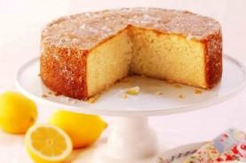 Begini Cara Membuat Lemon Drizzle Cake