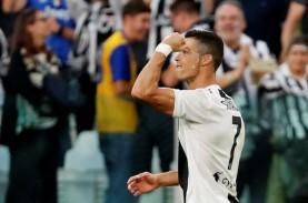 Jebol Gawang Bologna, Striker Juventus Ronaldo Pecahkan…