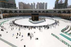 Arab Saudi Gelar Ibadah Haji secara Terbatas, Begini…