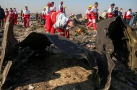 Penembakan Ukraine Airlines, Iran Kirim Kotak Hitam…