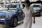 Pabrik Hendak Buka Lagi, 100 Karyawan Volkswagen di Meksiko Covid-19