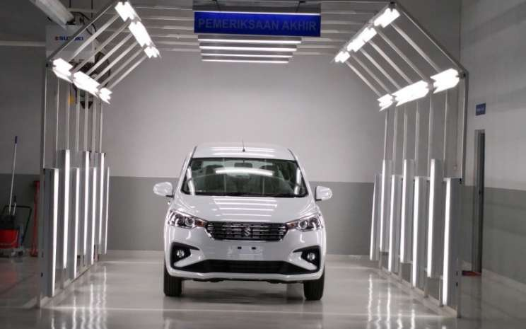 Konsumen dapat membawa kendaraan ke bengkel resmi Body & Paint Suzuki terdekat untuk mendapat layanan terbaik dan memastikan kendaraan dalam kondisi prima. - SIS