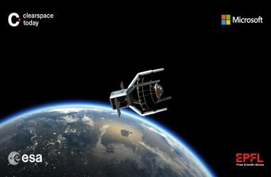 Satelit 'Tukang Sampah' Angkasa Segera Mengorbit