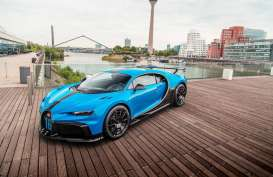 Bugatti Pamerkan Chiron Pur Sport Baru, Ini Harganya