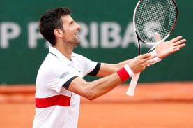 Novak Djokovic dan Istri Positif Terkena Covid-19