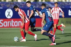 Hasil La Liga Spanyol, Atletico Kuasai Lagi Posisi…