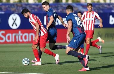 Hasil La Liga Spanyol, Atletico Kuasai Lagi Posisi Ketiga, Gusur Sevilla