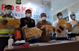 Order Ganja via Online, Pemegang Saham Sekuritas Ditangkap Polisi