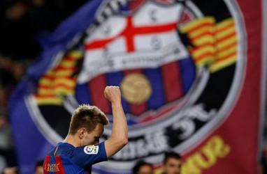 Hasil La Liga Spanyol, Barcelona Ketatkan Persaingan dengan Madrid