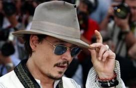 Johnny Depp Jadi Pengisi Suara Serial Animasi 'Puffins'