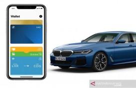 BMW Seri 5 Bisa Dihidupkan Otomatis Memakai iPhone