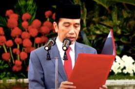 Jokowi Lantik Dewan Pimpinan Pusat dan Dewan Pertimbangan…