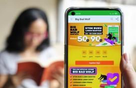 Bazar Buku Online Big Bad Wolf Kembali Digelar 24-30 Juni 2020