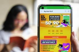 Bazar Buku Online Big Bad Wolf Kembali Digelar 24-30…