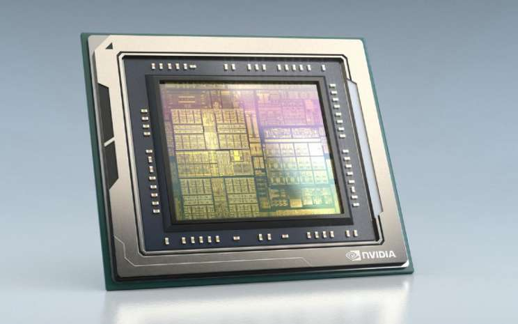 Chip Nvidia Orin yang digunakan untuk platform baru dapat mendukung semuanya, mulai dari teknologi keselamatan berkendara hingga teknologi self-driving untuk robotaxis.  - NVINDIA