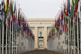 Sebanyak 28 Staf PBB Meningggal karena Corona