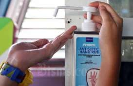 Gubernur Gorontalo Bikin Hand Sanitizer dari 40 Ton Miras