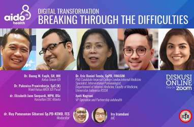 Peluang Bisnis Kesehatan Digital di Tengah Pandemi Covid-19