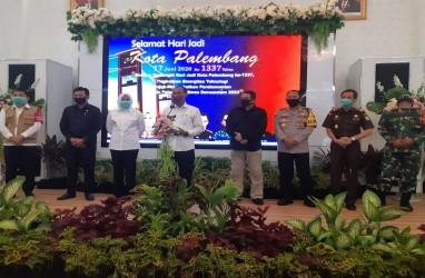 Dana Covid-19 di Palembang baru Terpakai 5 Persen, untuk Kesehatan 35 Persen