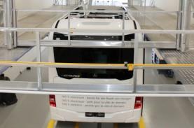 Daimler Bangun Pusat Kompetensi Bus Paling Modern…