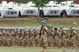 DPR Kutuk Serangan ke Tentara Misi Perdamaian Indonesia…