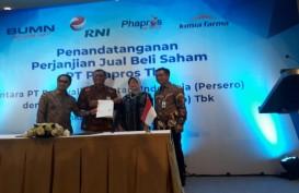 Komisaris Phapros (PEHA) Umumkan Borong Saham Jelang RUPST Besok