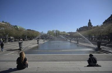 Kekhawatiran Pandemi Mereda, Indeks Kepercayaan di Swedia Melonjak