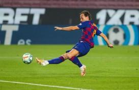 Ivan Rakitic Kesal Menunggu Terlalu Lama Mencetak Gol Barcelona