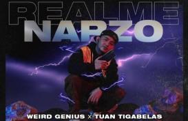 Tuan Tigabelas dan Weird Genius Hadirkan Teknologi dalam Seni Pop