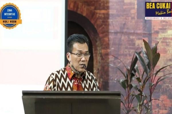 Anggota Komisi XI DPR Dukung Bea Cukai Jateng Bangun KIHT
