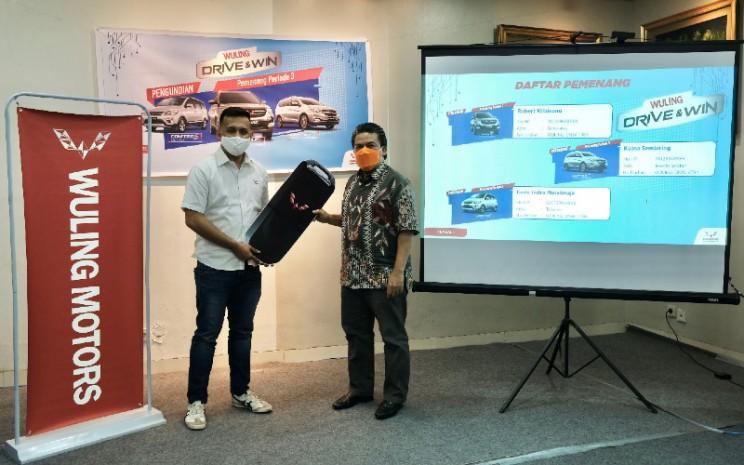 Dari program itu, sebanyak 1 unit Confero S ACT dimenangkan oleh Gede Indra Nuratmaja yang berasal dari Tabanan, 1 unit Cortez CT diraih Kuasa Sembiring dari Jakarta Selatan, serta Robert Wibisono dari  Semarang yang berhak atas 1 unit Almaz.  - BISNIS.COM