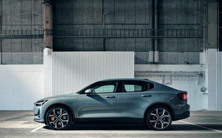 Polestar 2 Performance Pack.  - Polestar