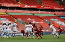Hasil Liverpool vs Palace, Babak I Pasukan Jurgen Klopp Unggul 2–0