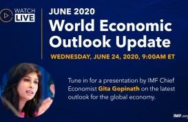 IMF: Pandemi Covid-19 Global Telan Biaya Ekonomi US$12,5 Triliun