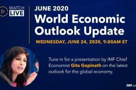 IMF: Pandemi Covid-19 Global Telan Biaya Ekonomi US$12,5…