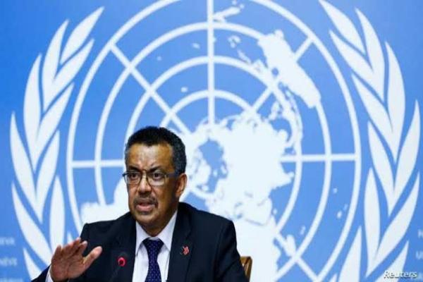 Direktur Jenderal Organisasi Kesehatan Dunia (WHO) Dr Tedros Adhanom Ghebreyesus