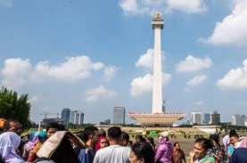 Cuaca Jakarta 25 Juni, Sebagian Besar Cerah Berawan