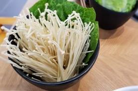 Disebut Sebabkan Wabah Listeria, Ini Fakta Jamur Enoki