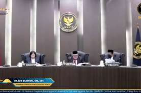 DKPP Berhentikan Secara Tetap 2 Komisioner Penyelenggara…