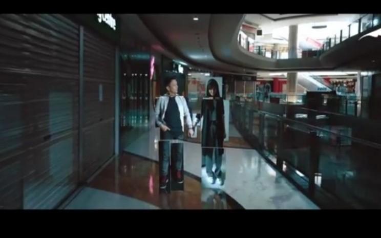 Cuplikan video klip Kala Cinta Menggoda Noah
